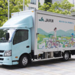 JA共済「すまいる号」/ Truck wrap design (2017)